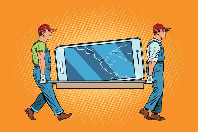 起動しなくなったiPhone・iPadのデータ復旧サービス